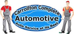 Carrollton Complete Automotive Logo